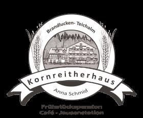 impressum kornreitherhaus anna schmid Logo Kornreitherhaus